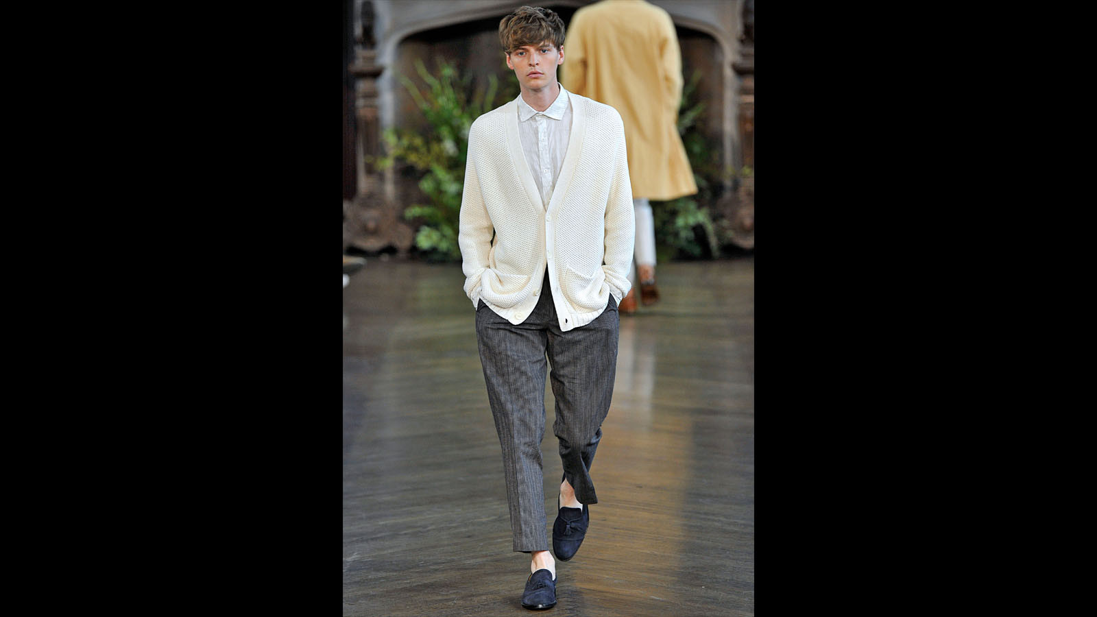 Billy Reid New York Fashion Week