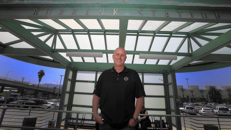 Ex-Metrolink rider Sean Robb