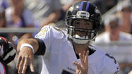 Watching Joe Flacco is like riding a roller coaster of emotions