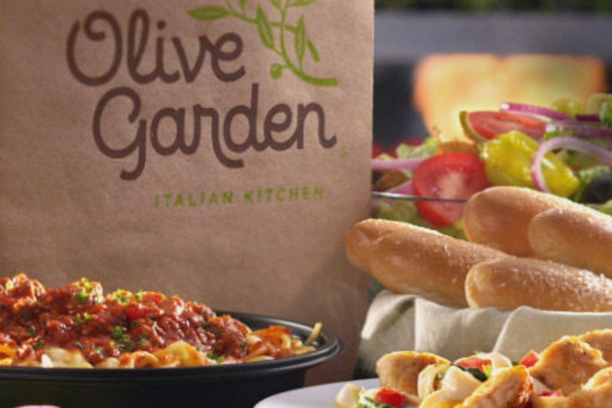 Olive garden seven weeks of never ending pasta and drinks for 100 the morning call for Call the olive garden