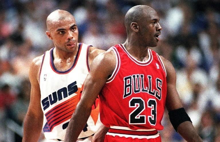 Charles Barkley explains rift with Michael Jordan - Chicago Tribune