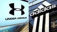 Under Armour surpasses Adidas to become No. 2 sports brand