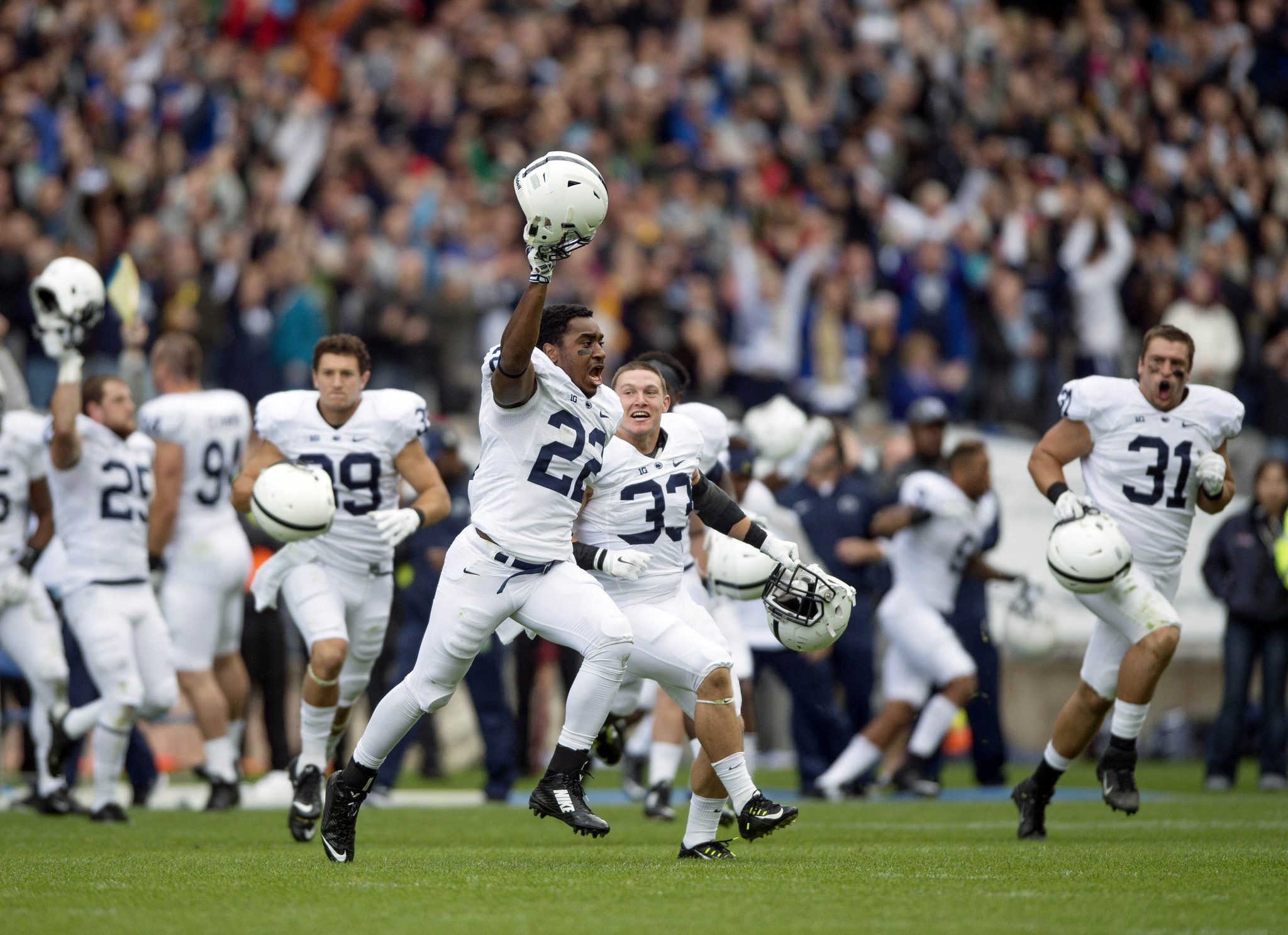 penn state players