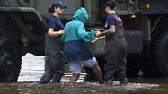 Pictures: Heavy rain, flooding on the Peninsula