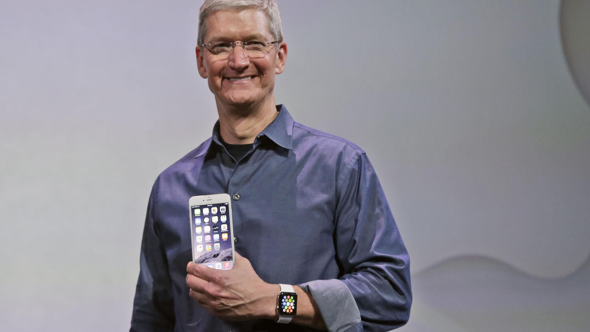 Айфон 6s видео презентация