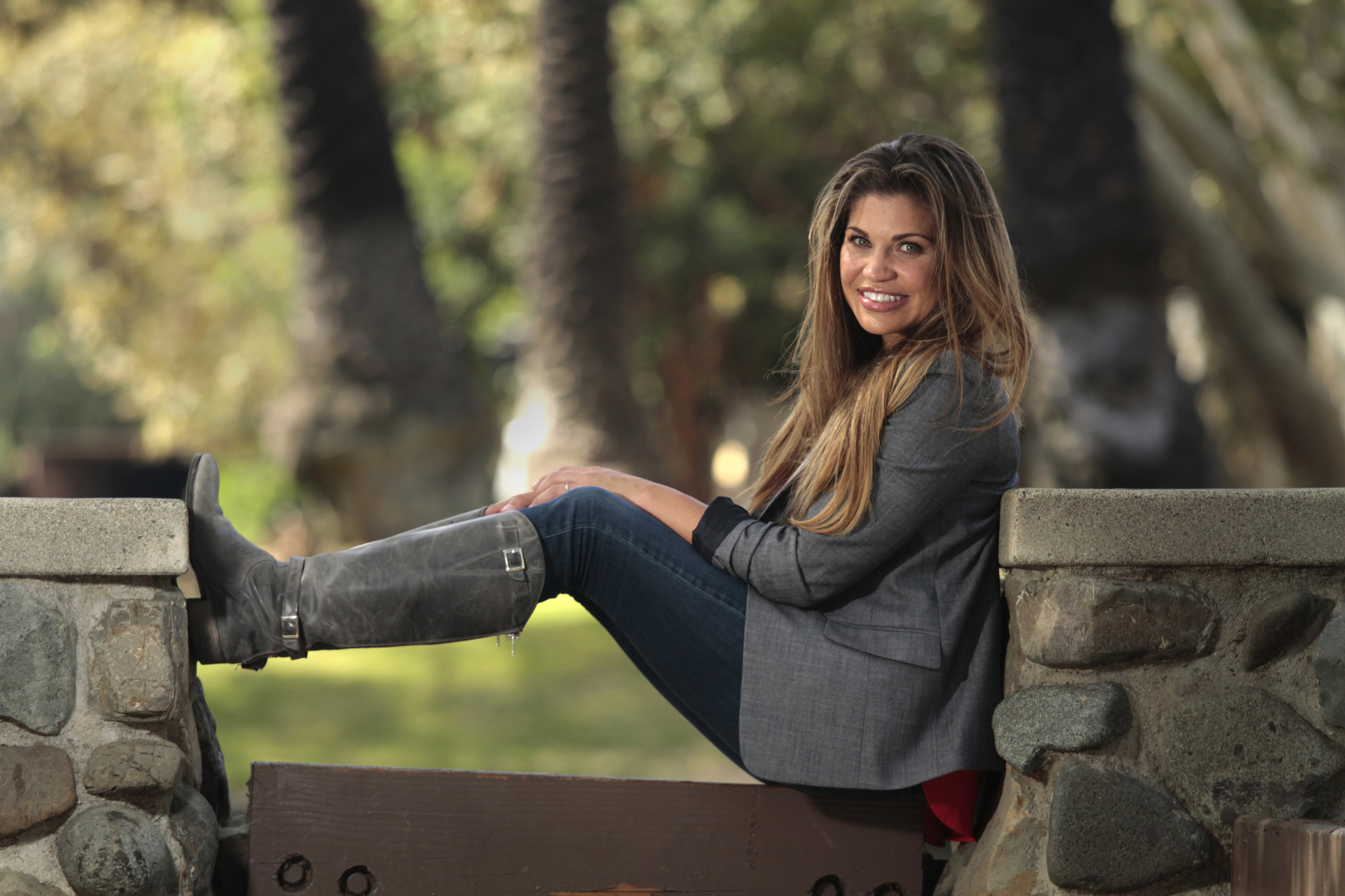 Danielle Fishel's world is in 'Normally, This Would Be ...