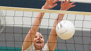 Photo Gallery: Providence vs. Holy Family non-league girls volleyball