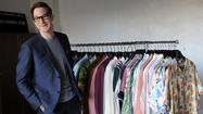 Arundel native David Hart builds his menswear business