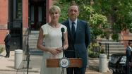 In 'House of Cards,' clothes make the Underwoods