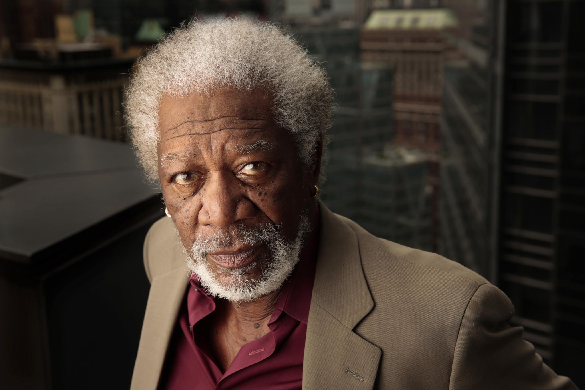 Morgan Freeman To Join Seth Macfarlane In Ted 2 La Times
