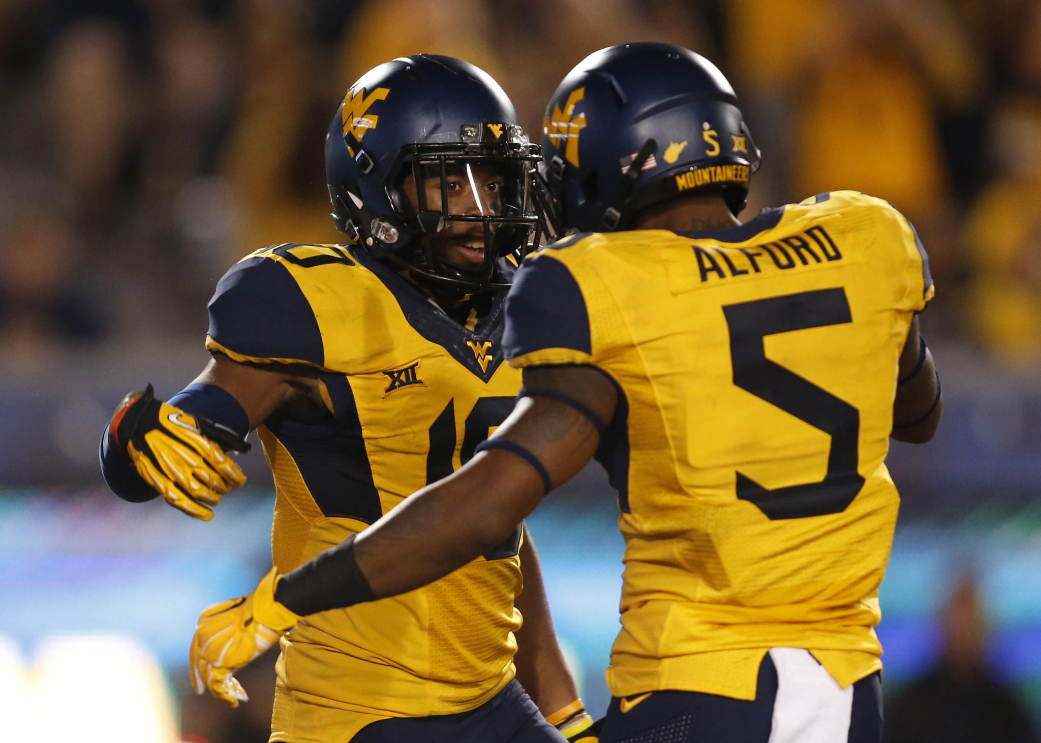 The Mountaineers hung with Alabama in their season-opener, then walloped Towson 54-0 last week.