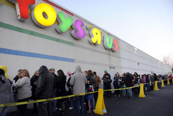 Walmart Toys R Us : Toys r us walmart join kmart in early holiday promotions