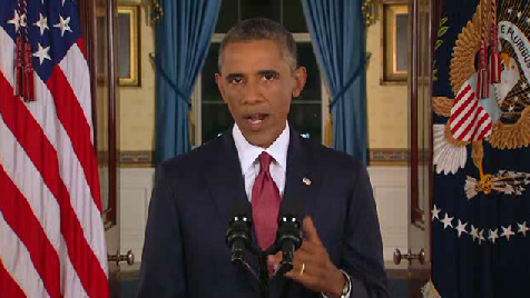 Obama: US to expand ISIL strikes to Syria [Video]