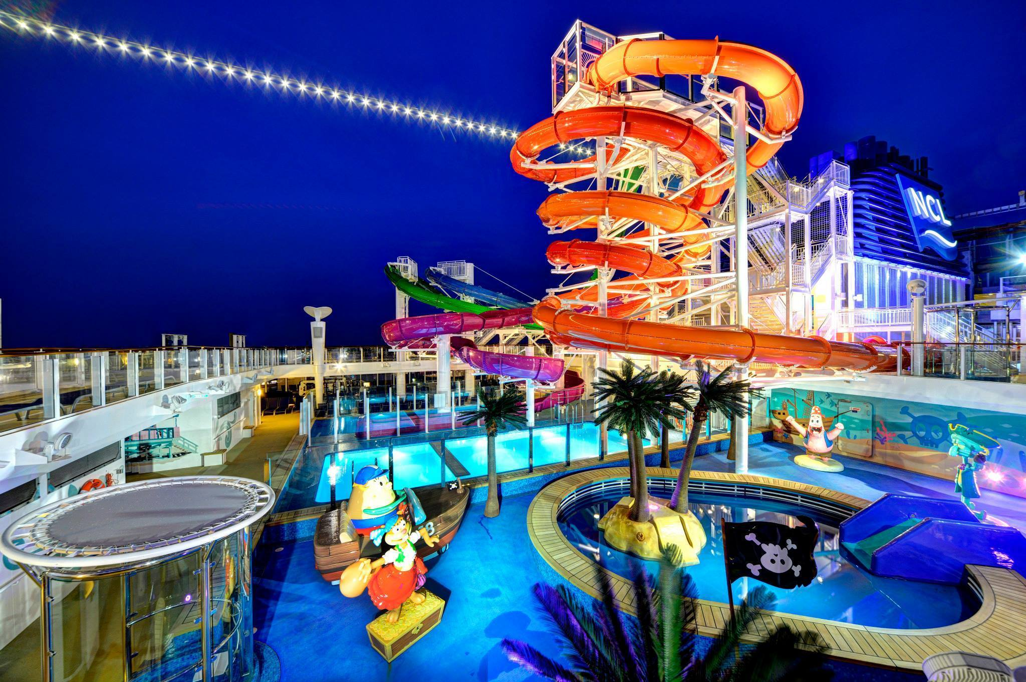 Cruise Lines Catering To Younger Crowds Orlando Sentinel - Nickelodeon cruise ships