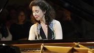 Helene Grimaud cancels Shriver Hall season-opener recital; Angela Hewitt steps in