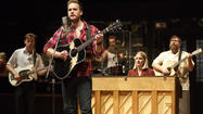 Movie-based musical 'Once' reveals its charms at the Hippodrome