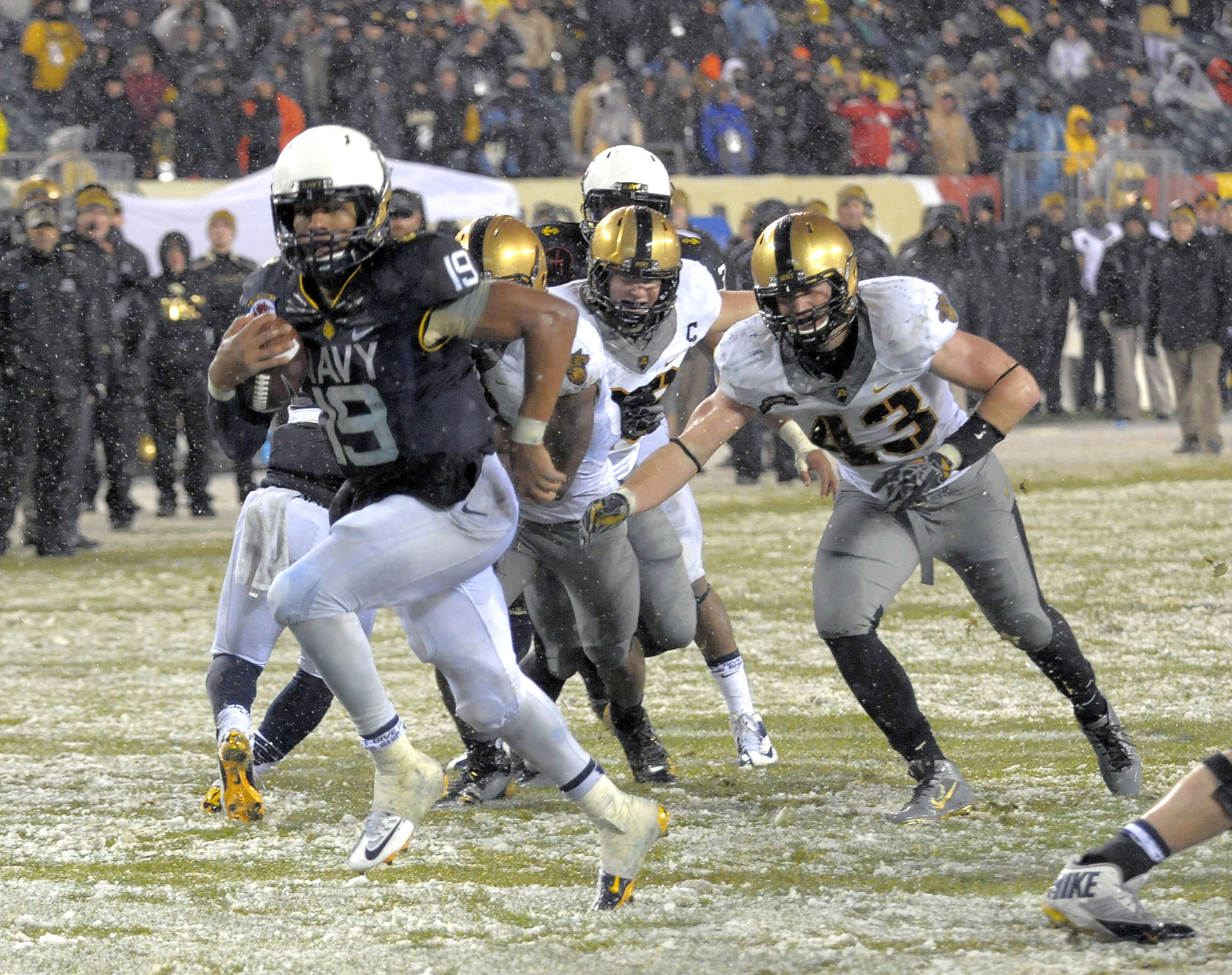 114th Army Navy Football Game Pictures Baltimore Sun
