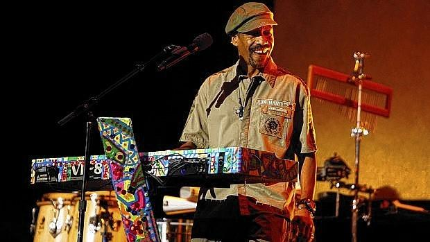 Lonnie Jordan will bring his funk band War to Hampton on Friday.