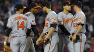 On brink of AL East title, Orioles could clinch with win at home for first time in 45 years