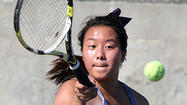 Photo Gallery: Hoover vs. Glendale league girls tennis
