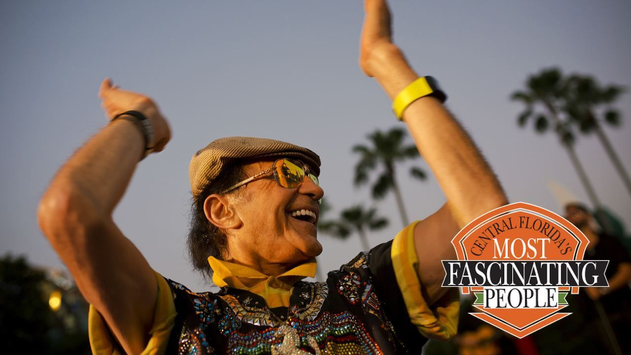 Eddy maserati dances his way through life orlando sentinel for Mercedes benz millenia mall