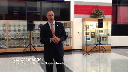 Video: New York County School Superintendent