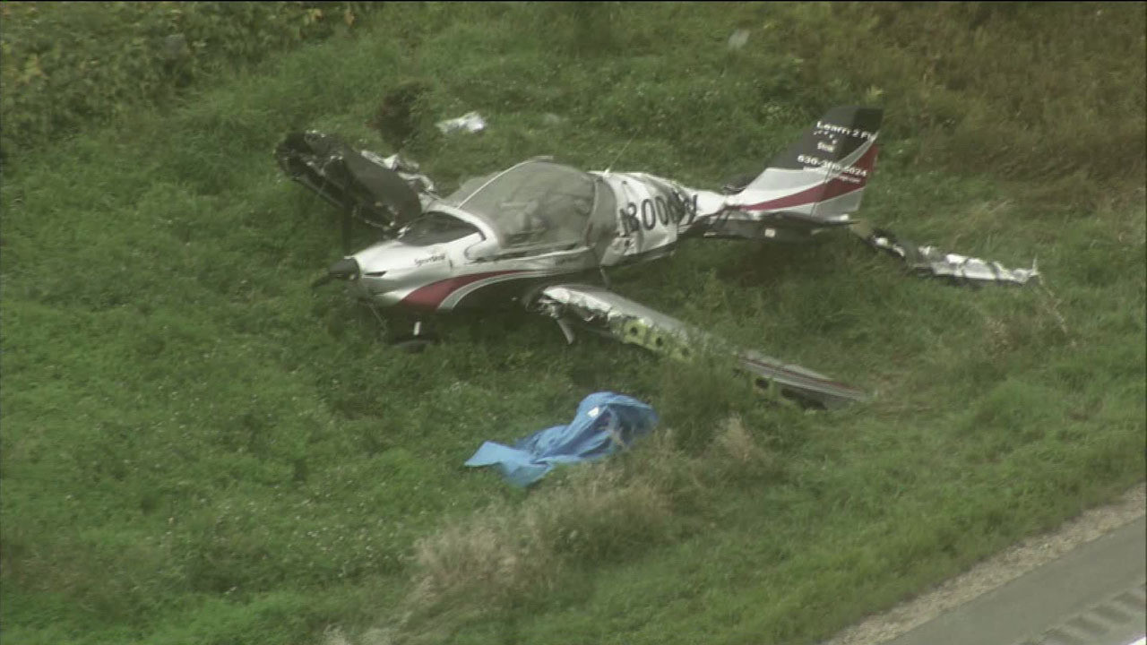 2 Injured In Small Plane Crash On Kendall Lasalle County