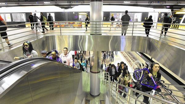 Metro bus, rail fares to rise