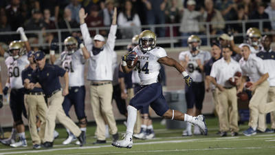 Backup option works for Mids in 35-21 victory over Texas State