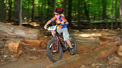 Kids' mountain bike race series begins Wednesday at New Quarter Park in York County
