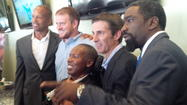 O.J. Brigance celebrates 45th birthday, weighs in on Ray Rice