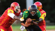 Northern Neck Rivermen vs. Arbutus Big Red football [Pictures]