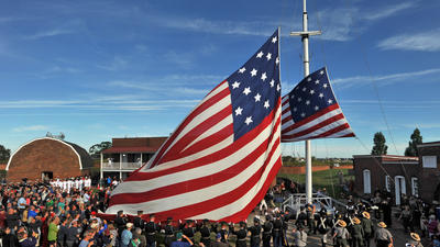 Maryland, Baltimore expect millions from Star-Spangled Spectacular