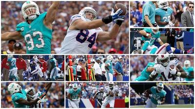 10 things we learned: Buffalo Bills 29, Miami Dolphins 10