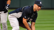 Before final game at Camden Yards, Yankees' Derek Jeter shares memories
