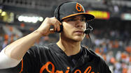 Orioles' Chris Davis to play in instructional league games while he's suspended