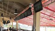 Isle adds outdoor bar