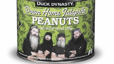 Smithfield Foods to sell 'Duck Dynasty' peanuts