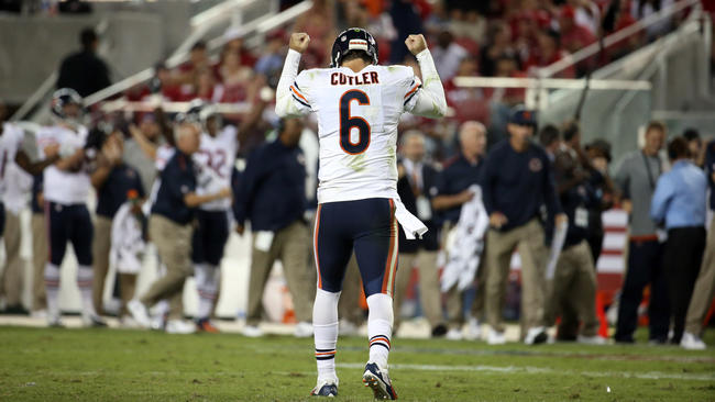 GAME Chicago Bears Kyle Fuller Jerseys