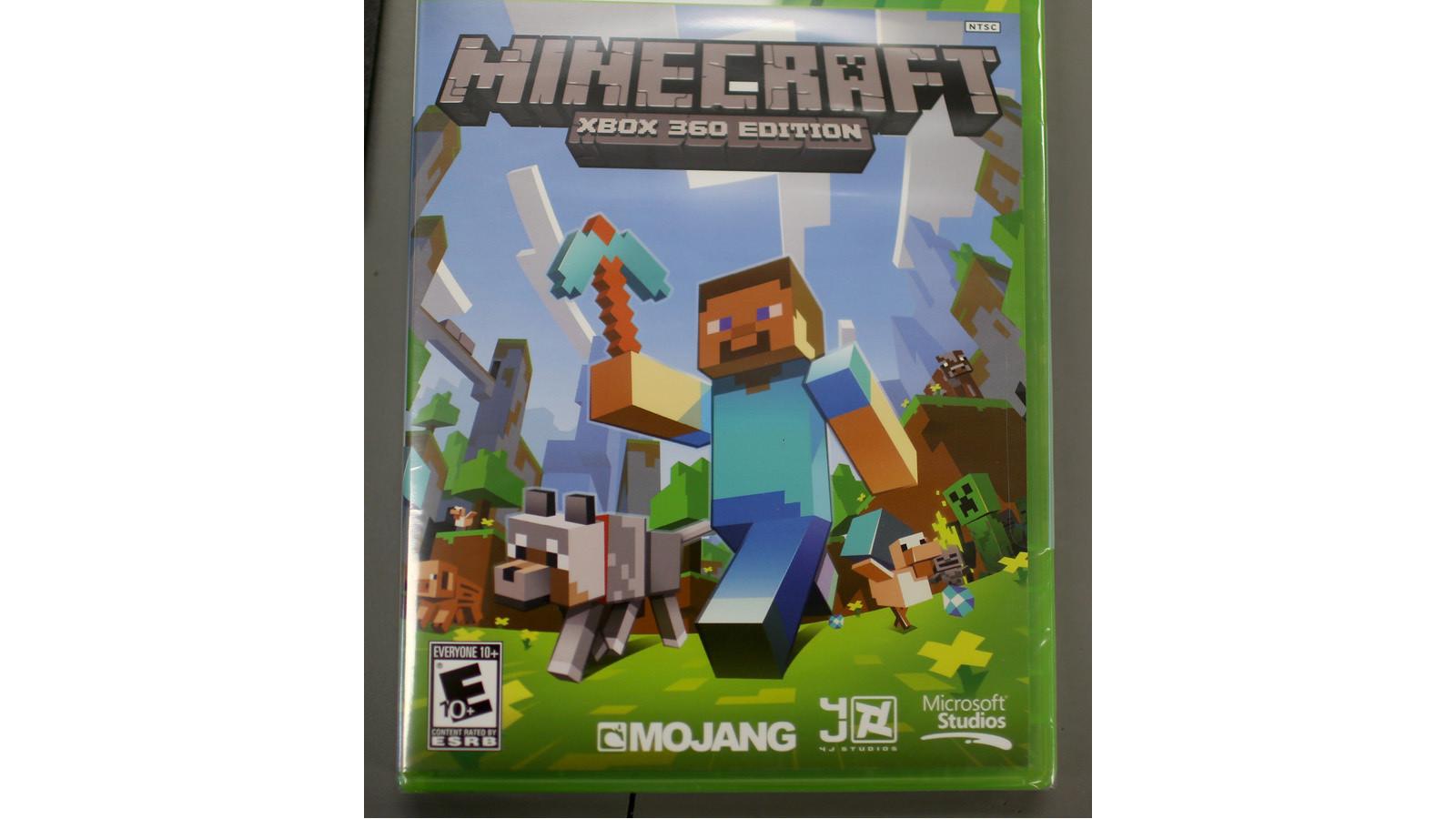 Microsoft to buy 'Minecraft'