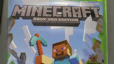 Microsoft to buy 'Minecraft' maker for $2.5 billion