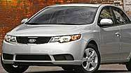 Bigger and better is Kia's Forte