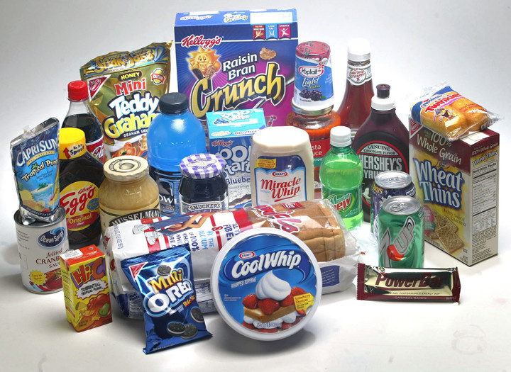 List Of Foods That Contain High Fructose Corn Syrup