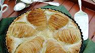 Recipe: Pear frangipane tart