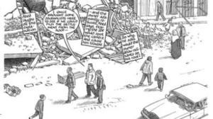 'Footnotes in Gaza' by Joe Sacco