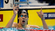 Phelps in a world of his own