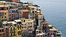 Top 5 of Italy? Cinque Terre, say locals