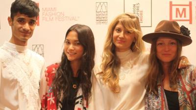 Miami Fashion Film Festival closing party