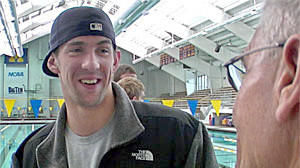 No excuses as Phelps prepares for Beijing