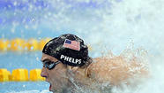 Phelps to rest, reinvent